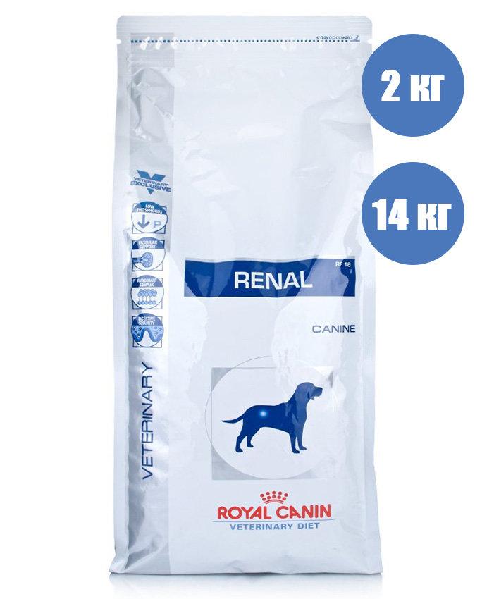 Корм royal canin почечная недостаточность
